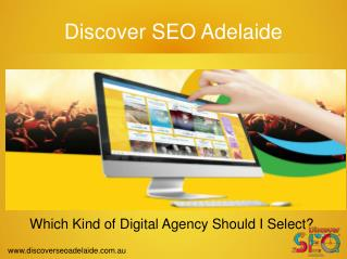Types of Digital Marketing Agency Service - Discover SEO Adelaide