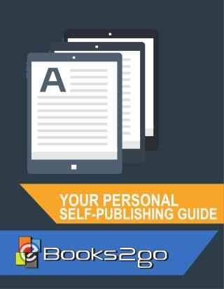 Ebooks2go Self-Publishing Guide