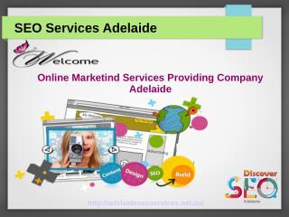 Discover SEO Services Adelaide