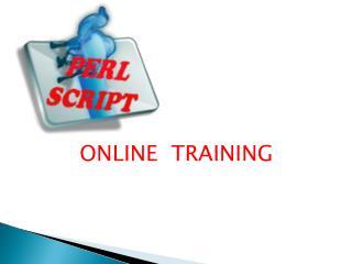 Best  Perl Scripting Online Training In India, UK,  USA, Canada