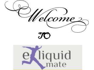 E-liquid Menthol Flavour