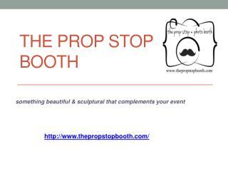 Wedding Event Photo Booth