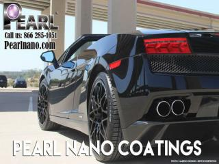 The High Abrasion Resistance - Pearl Nano Coatings