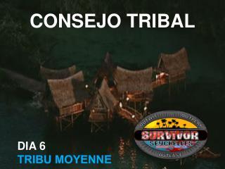Survivor Seychelles SCuarto Consejo Tribal ''El barco se hunde''.
