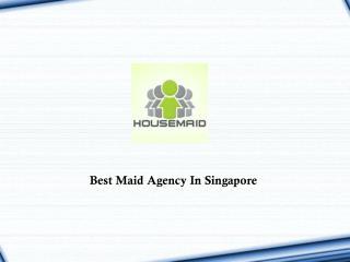Best Maid