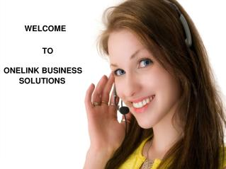 Customer call center outsourcing Services