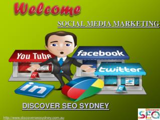 Social Media Marketing | Discover SEO Sydney