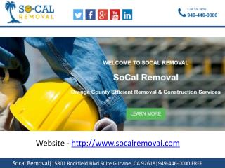 Orange county mold remediation