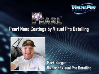 Pearl Nano Coating By Visual Pro Detailing