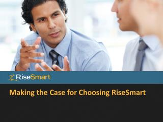Making the case for Outplacement – Why choose RiseSmart?