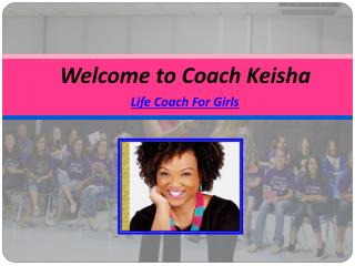 Professional Life Coach For Girls in Dallas, Tx