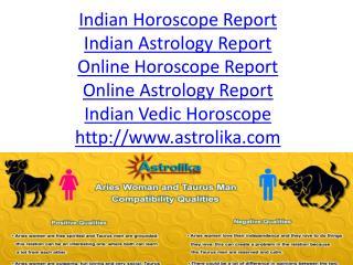 Indian Horoscope Report - Astrolika.com