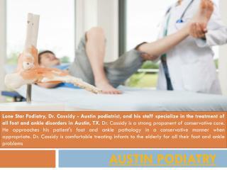 Austin Podiatrist