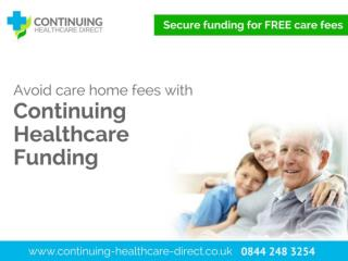 Avoid Care Home Fees With Continuing Healthcare Direct in Bristol