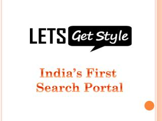 Online shopping cheapest price- letsgetstyle.com
