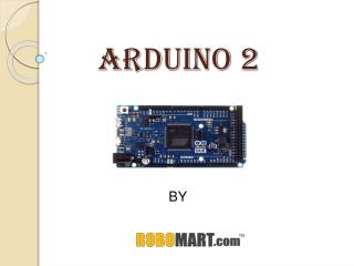 Buy Arduino 2- Robomart