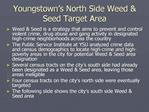 Youngstown s North Side Weed  Seed Target Area