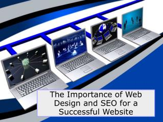 The Importance of Web Design and SEO for a Successful Website