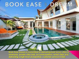 Best Bali Villas for Rent