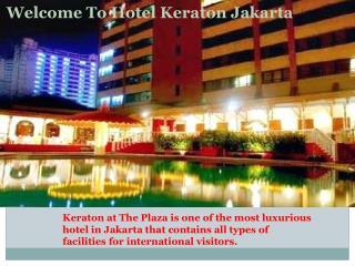 Luxury Hotel in Jakarta