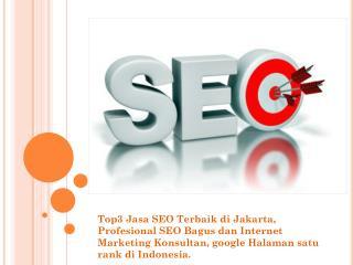 No. 1 Web SEO in Indonesia