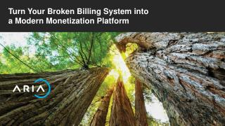 Fix Your Broken Billing System to Grow Recurring Revenue