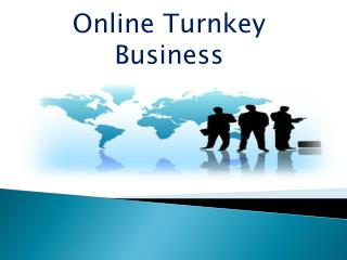 Online Turnkey Business