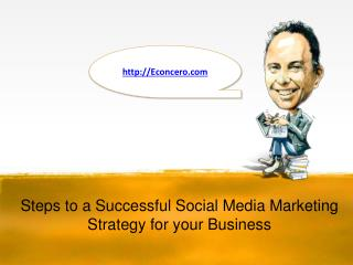 Simple Steps for social media marketing