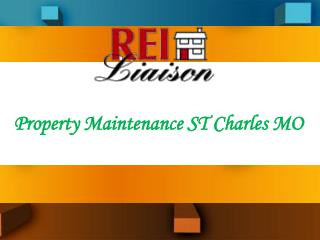 Property Maintenance ST Charles MO