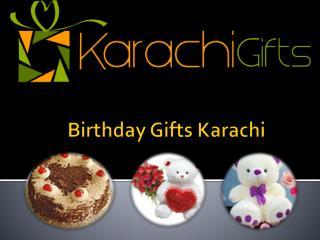 Birthday Gift karachi