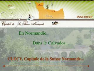 En Normandie...