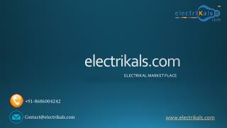 FANS | electrikals.com