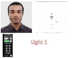 Virtual Light Studio