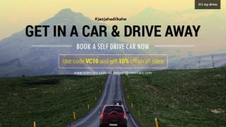 Affordable Self Driven Cars on Hire - Voler Cars