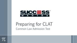 Preparing for CLAT