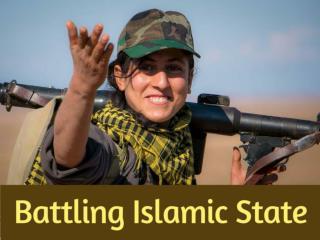 Battling Islamic State