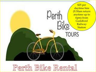 Perth Bike Rental