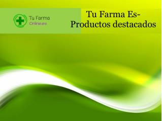 Tu Farma Es-Productos destacados