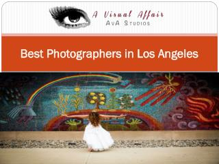 Best Photographers in Los Angeles