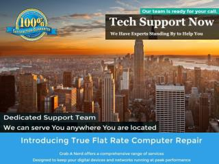 Get Online Remote Tech Support for All Desktop PC Repairs