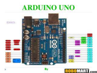An Arduino By Robomart