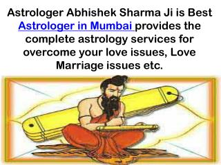 Astrologer in Mumbai