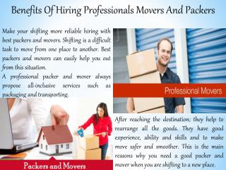 Top Packers And Mover In Bangalore