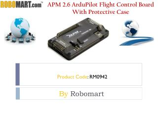 Arduino UNO Flight Controller by Robomart