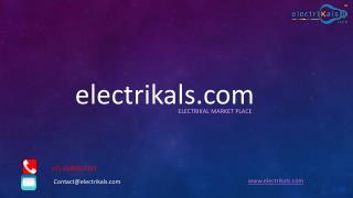VINAY ELECTRIKAL TOOLS | electrikals.com