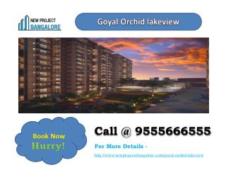 Goyal Orchid Lakeview