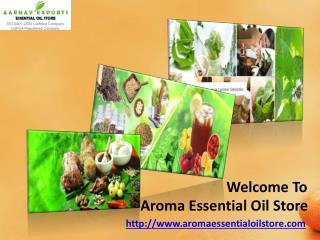 Floral Absolute Oil @ Aromaessentialoilstore.com