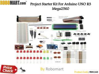 Arduino UNO r3 price by Robomart