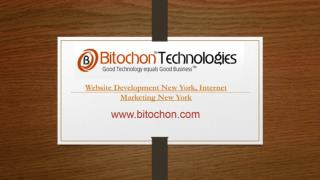 Website Development & Design New York