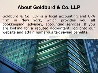 Log on to Goldburd.com for Debt Consolidation